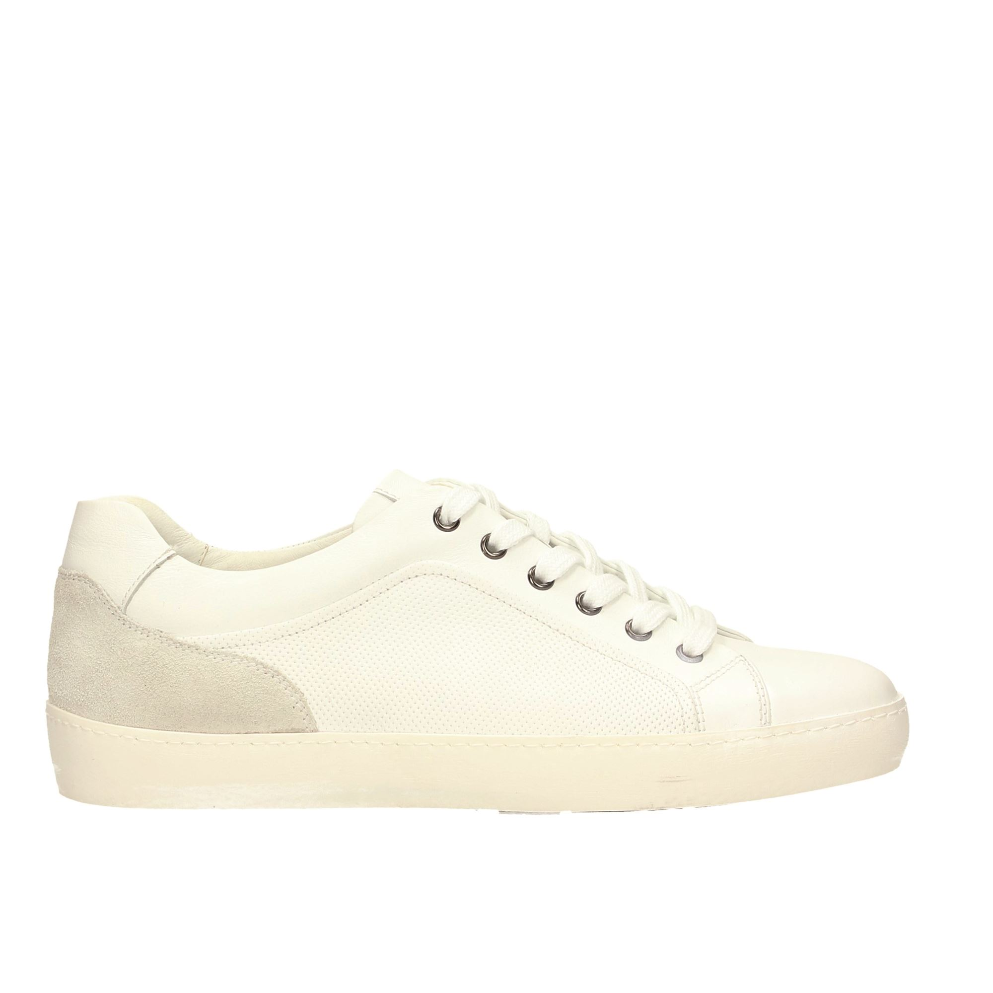 Tata Italia Shoes Man Sneakers White MS-378R04