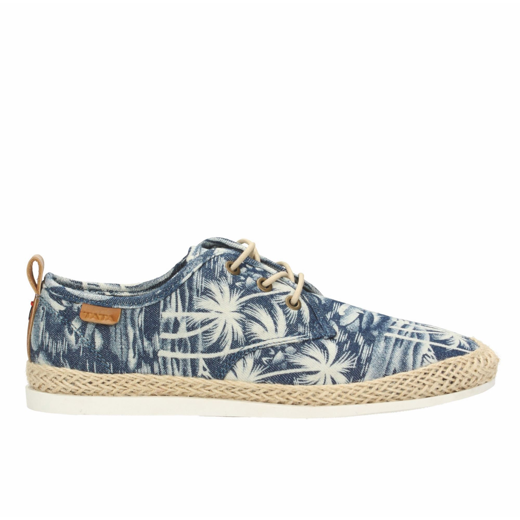 Tata Italia Shoes Man Sneakers Navy KMS7036