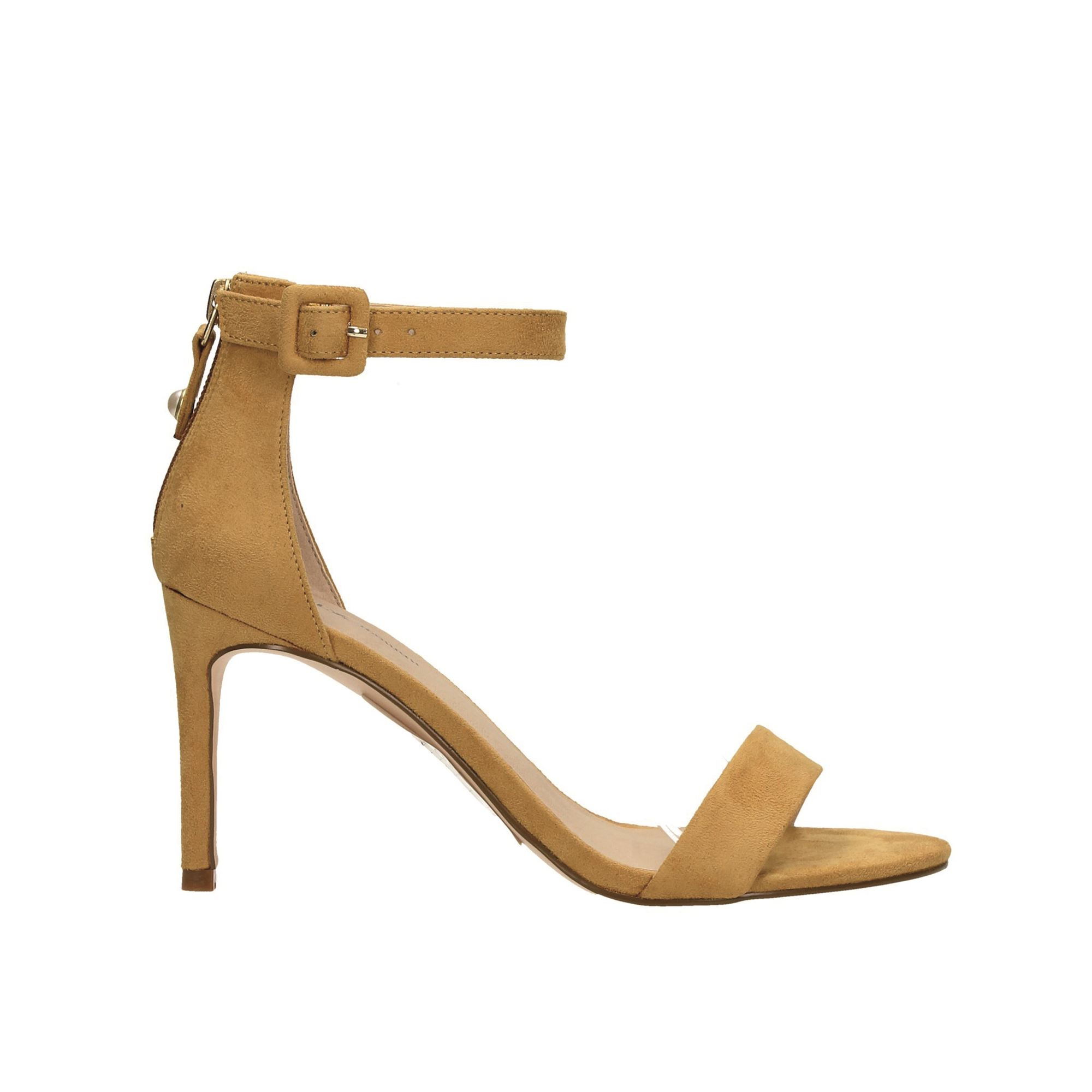 Tata Italia Shoes Woman Sandali Yellow C12201-16A