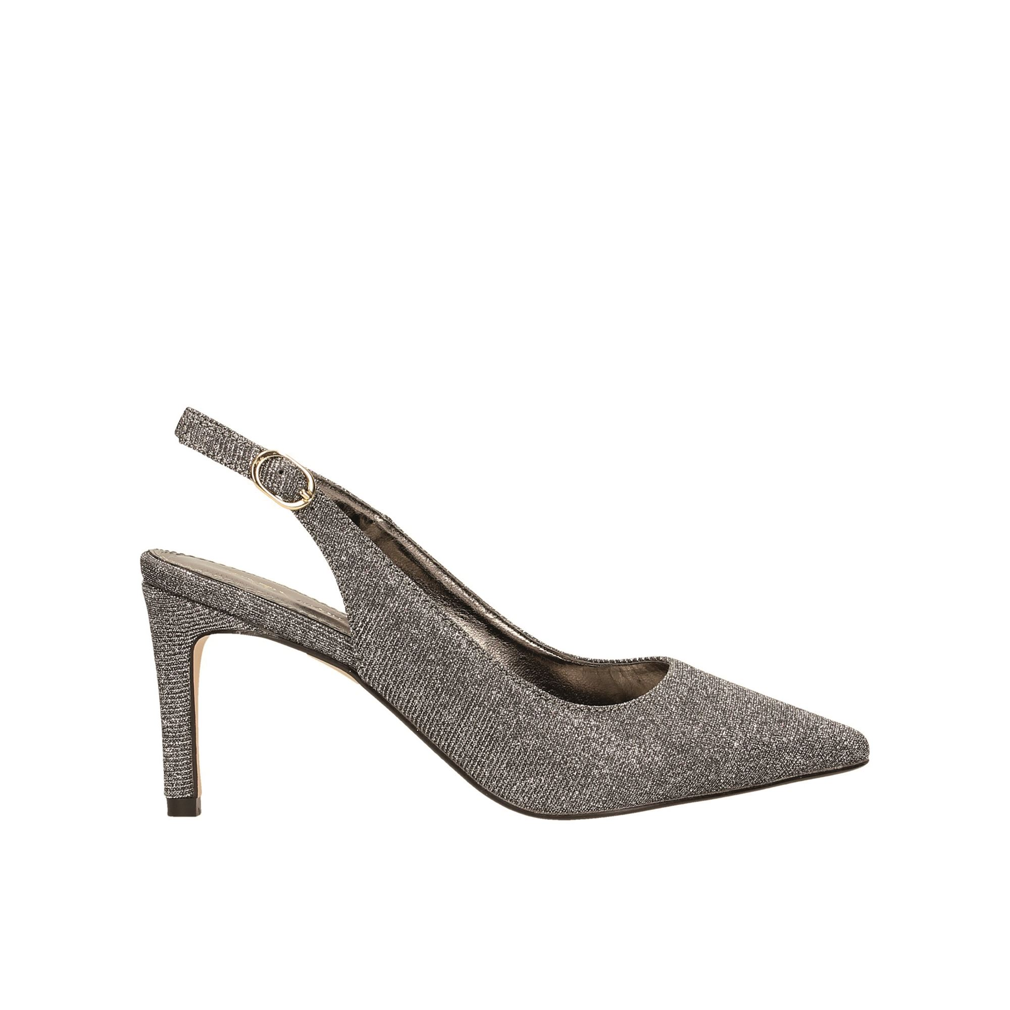 Tata Italia Shoes Woman Décolleté Silver 3746-1
