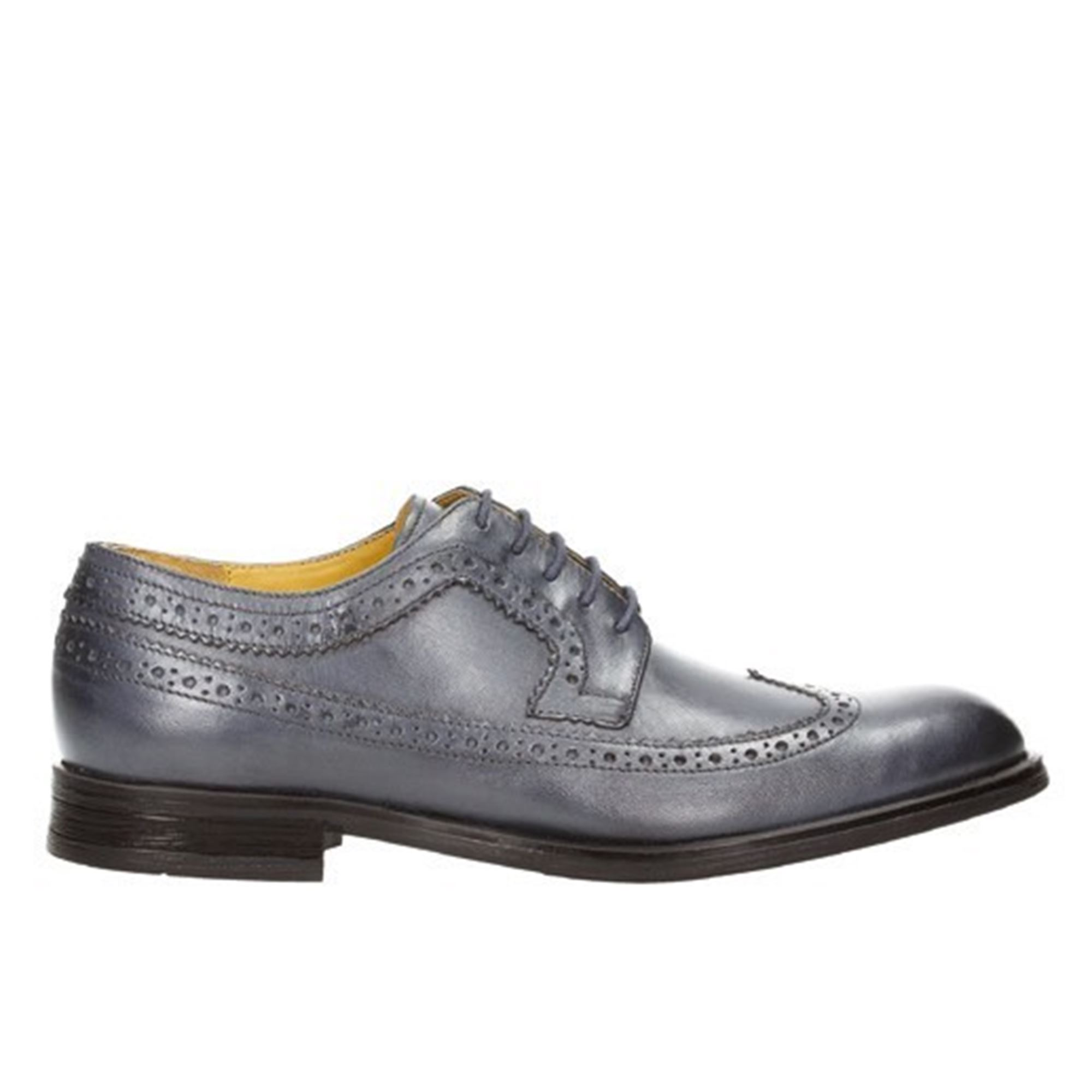 Tata Italia Shoes Man Derby Navy 8-005-25/E19