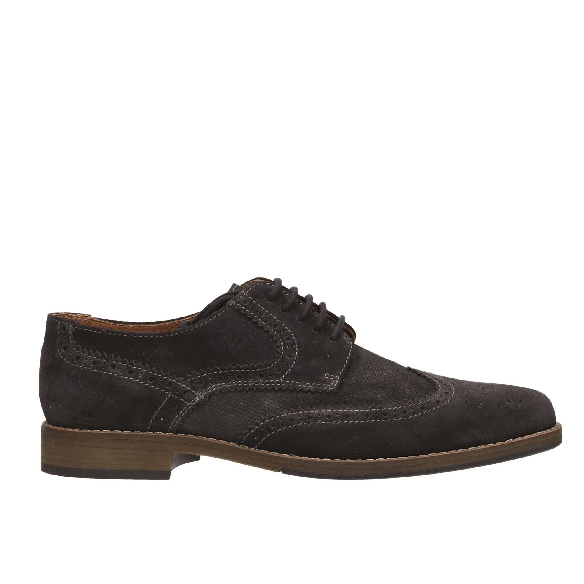 Tata Italia Shoes Man Derby Navy MS-369R09