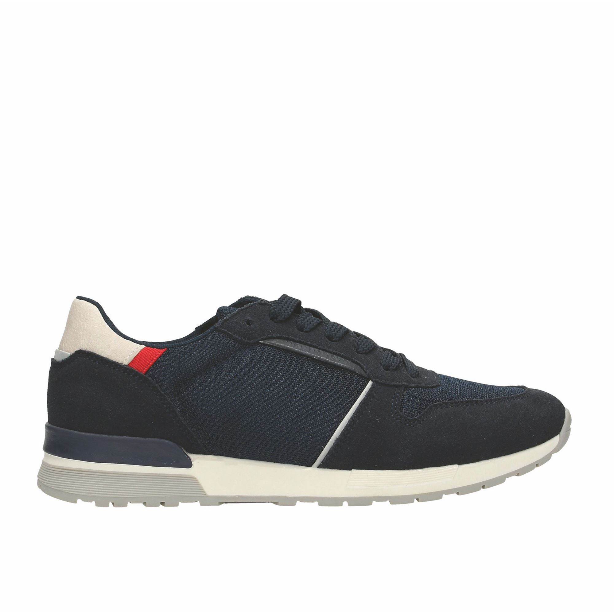 Tata Italia Shoes Man Sneakers Navy KMS8150