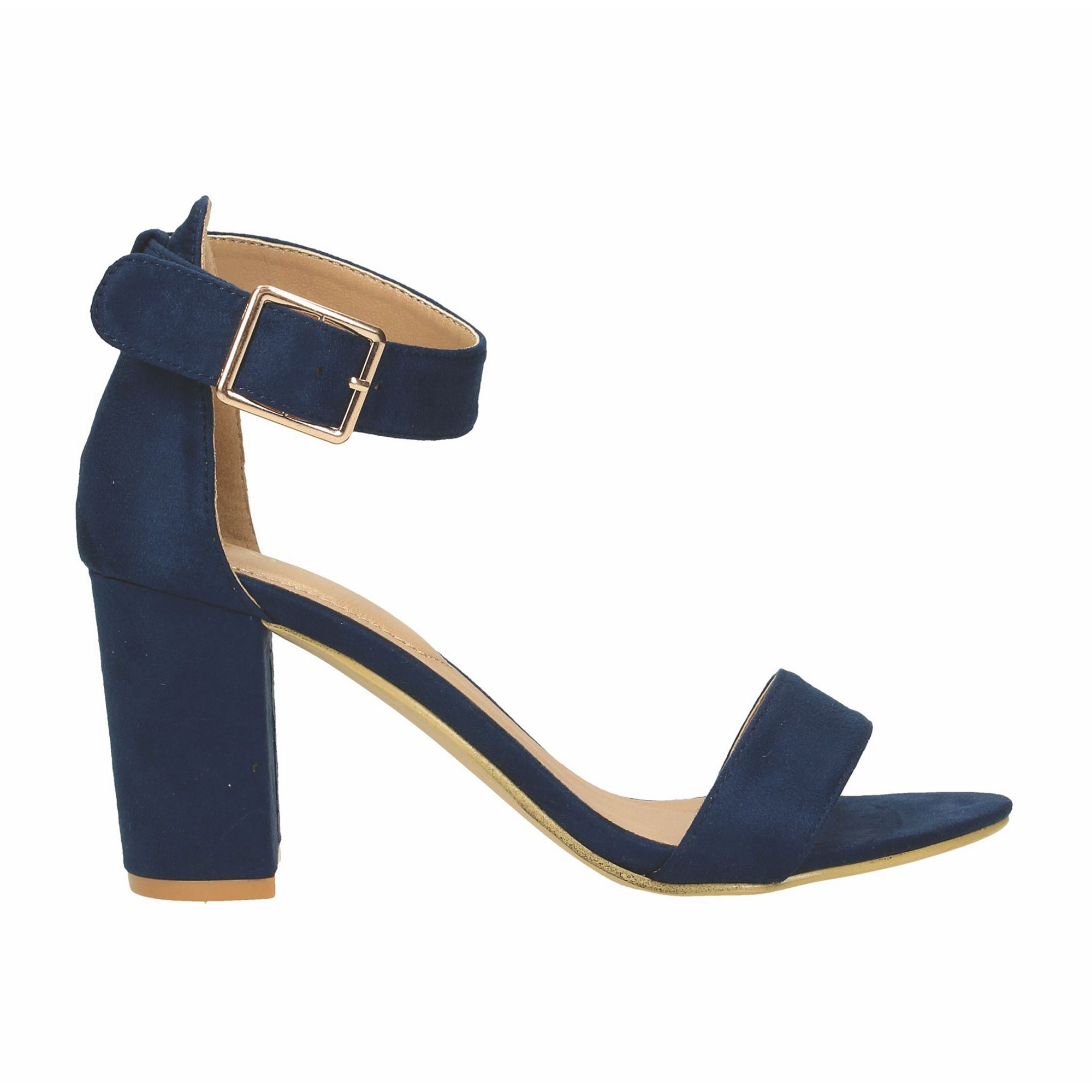 Tata Italia Shoes Woman Sandali Navy GF0415-139/E19