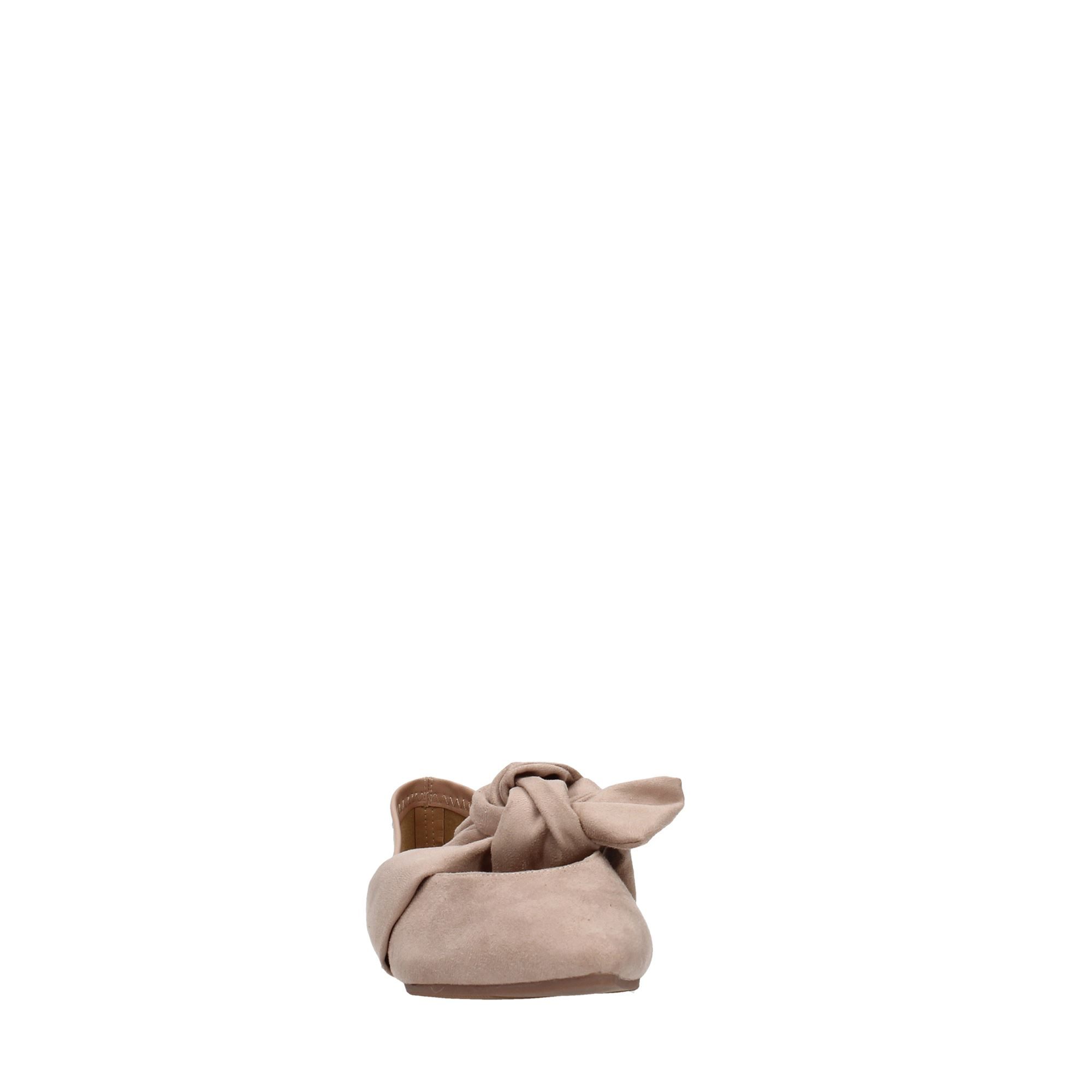 Tata Italia Shoes Woman Ballerine Nude 9141A-105-Z