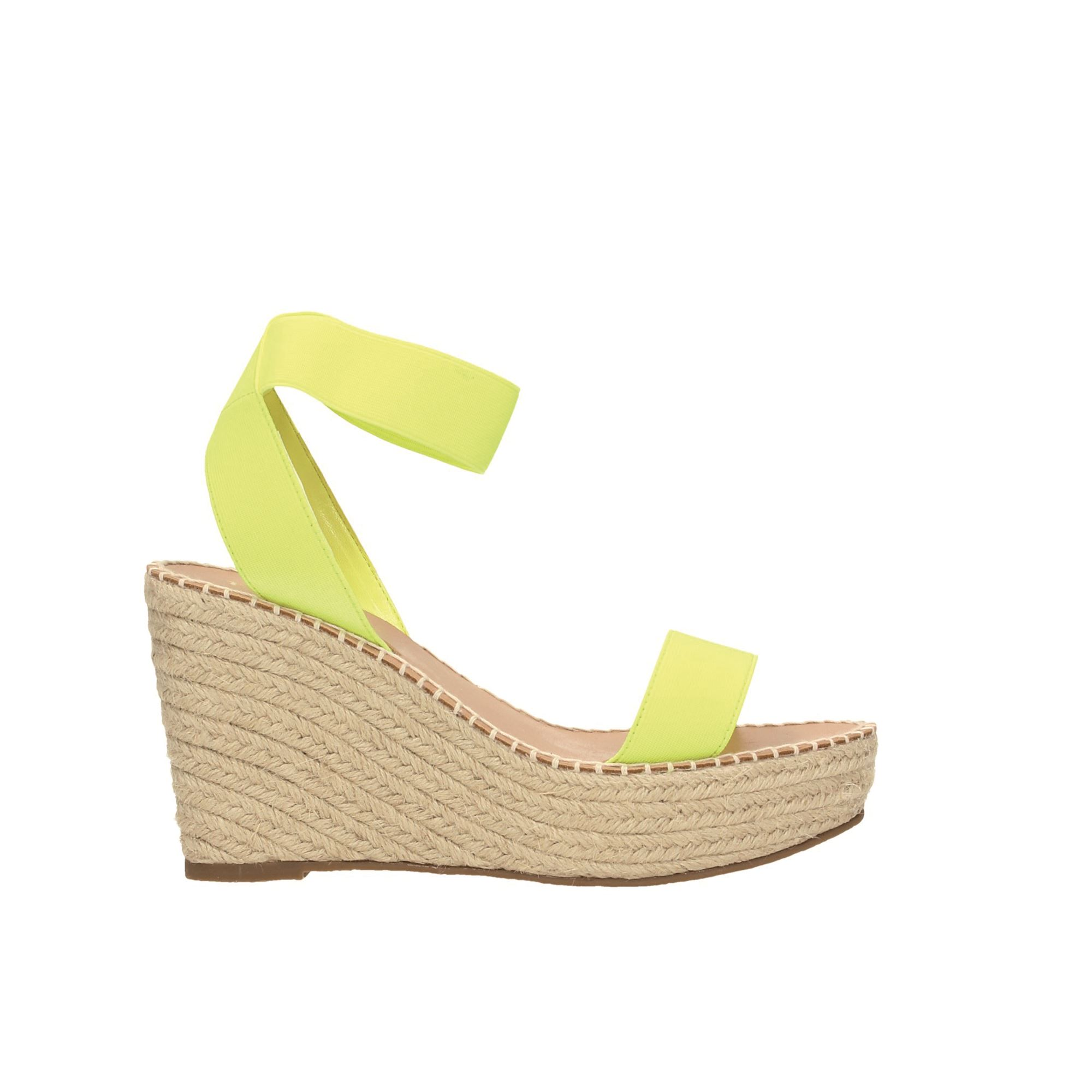 Tata Italia Shoes Woman Sandali Yellow 1705-1802