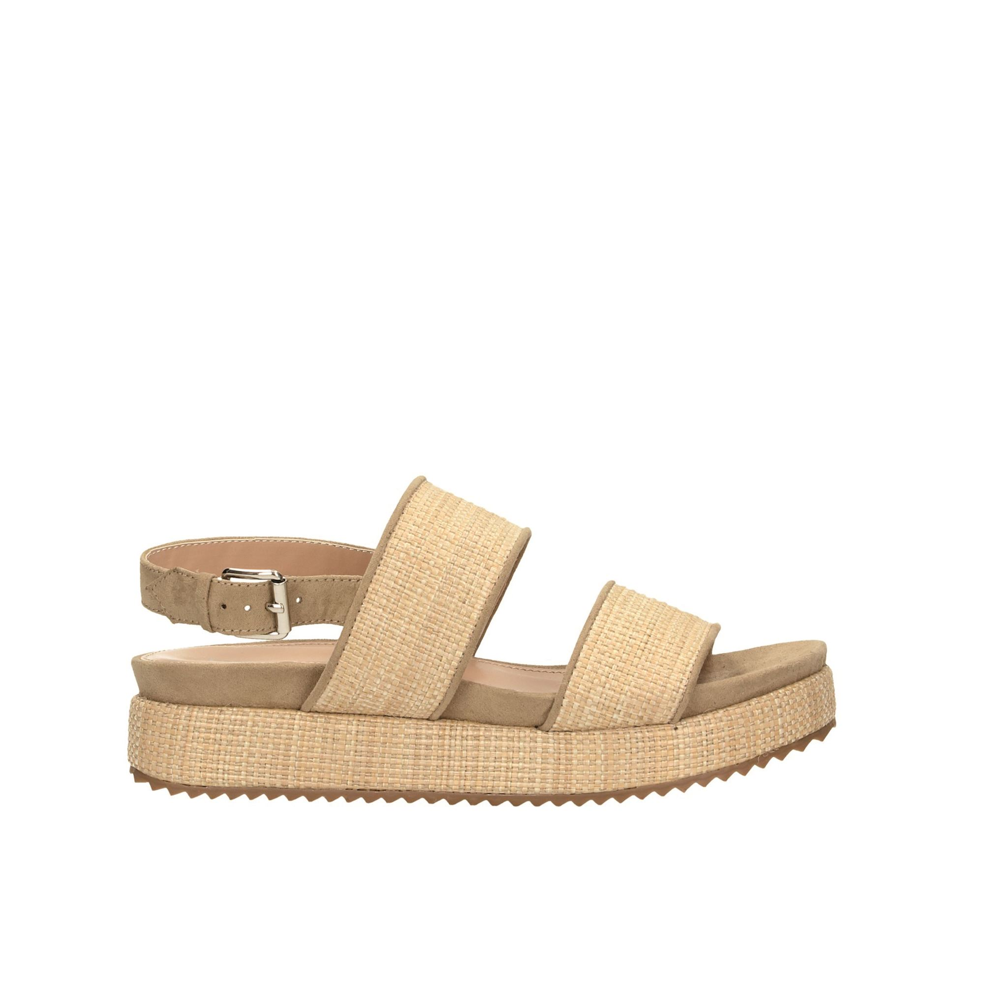 Tata Italia Shoes Woman Sandali Beige 301-60