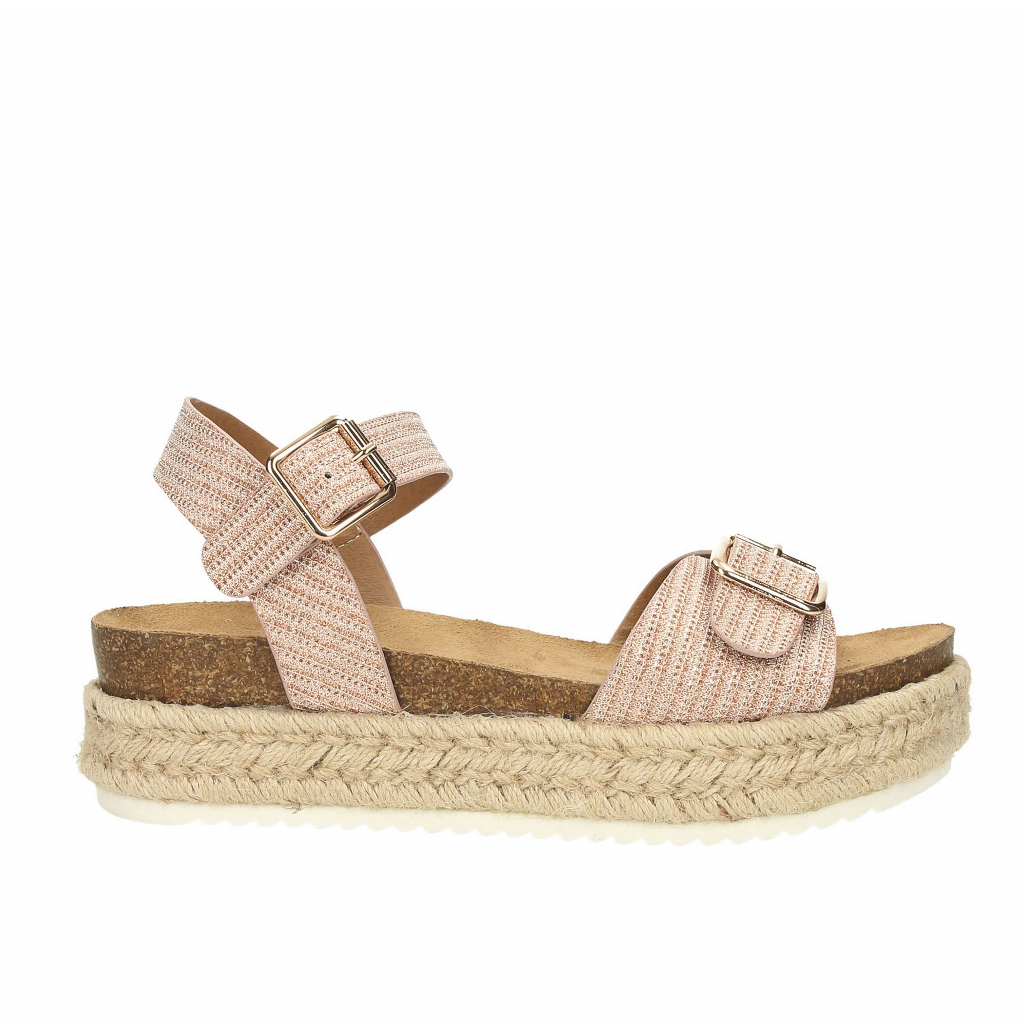 Tata Italia Shoes Woman Sandali Rose/gold DS700-12