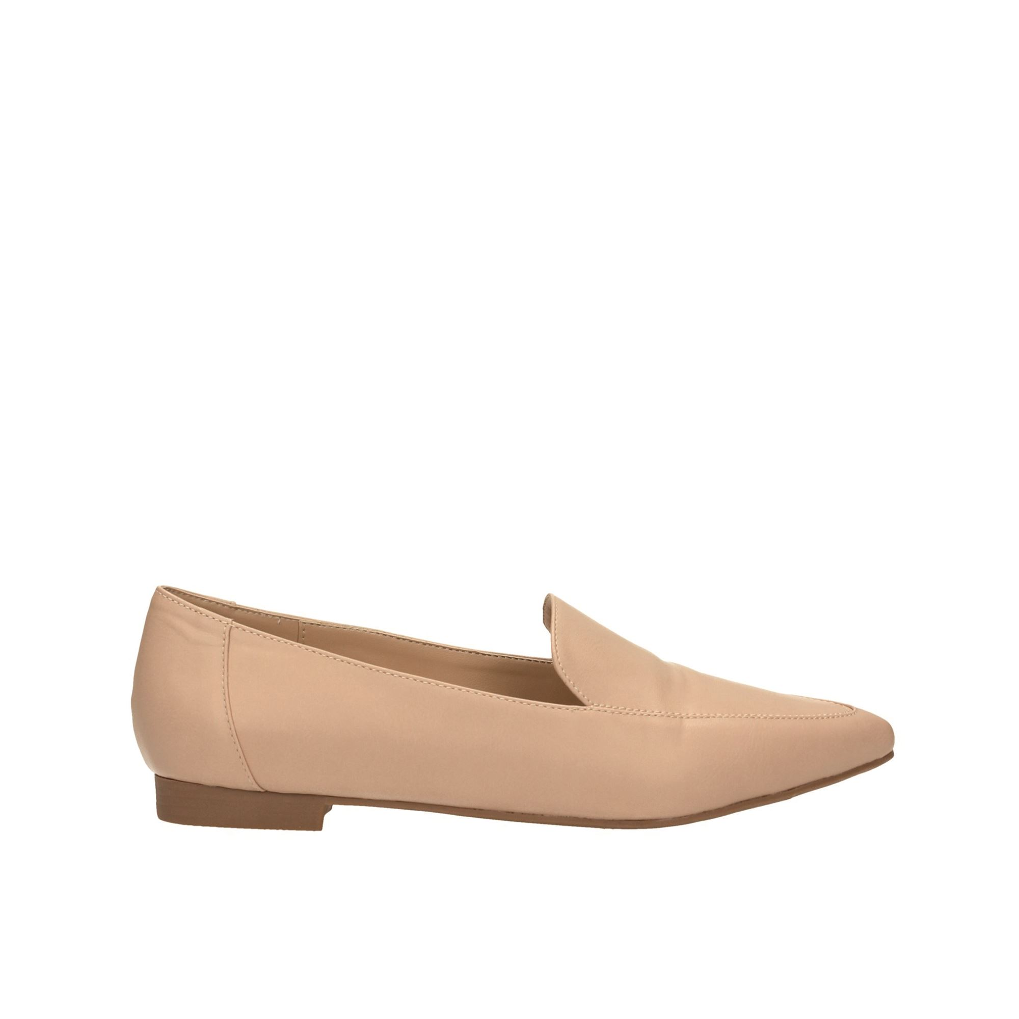 Tata Italia Shoes Woman Mocassini Nude DW503-32