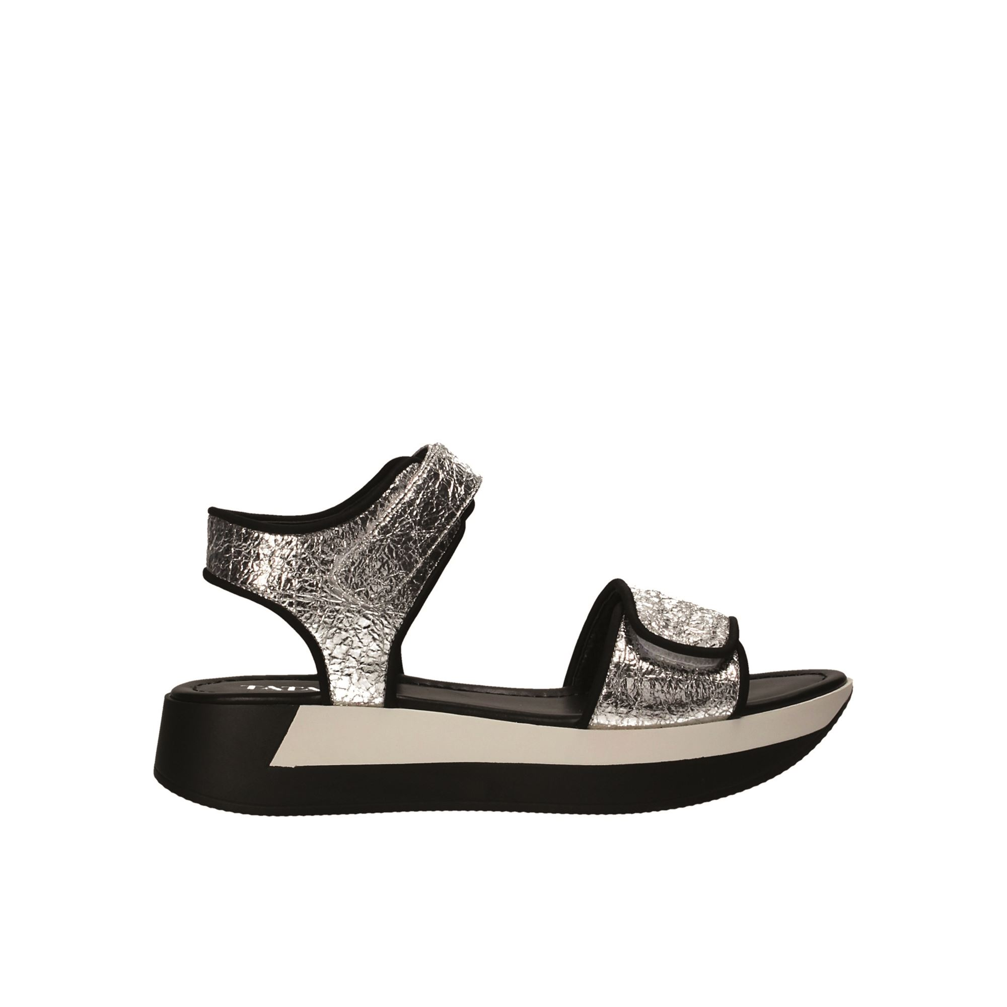 Tata Italia Shoes Woman Sandali Silver LS401505-19