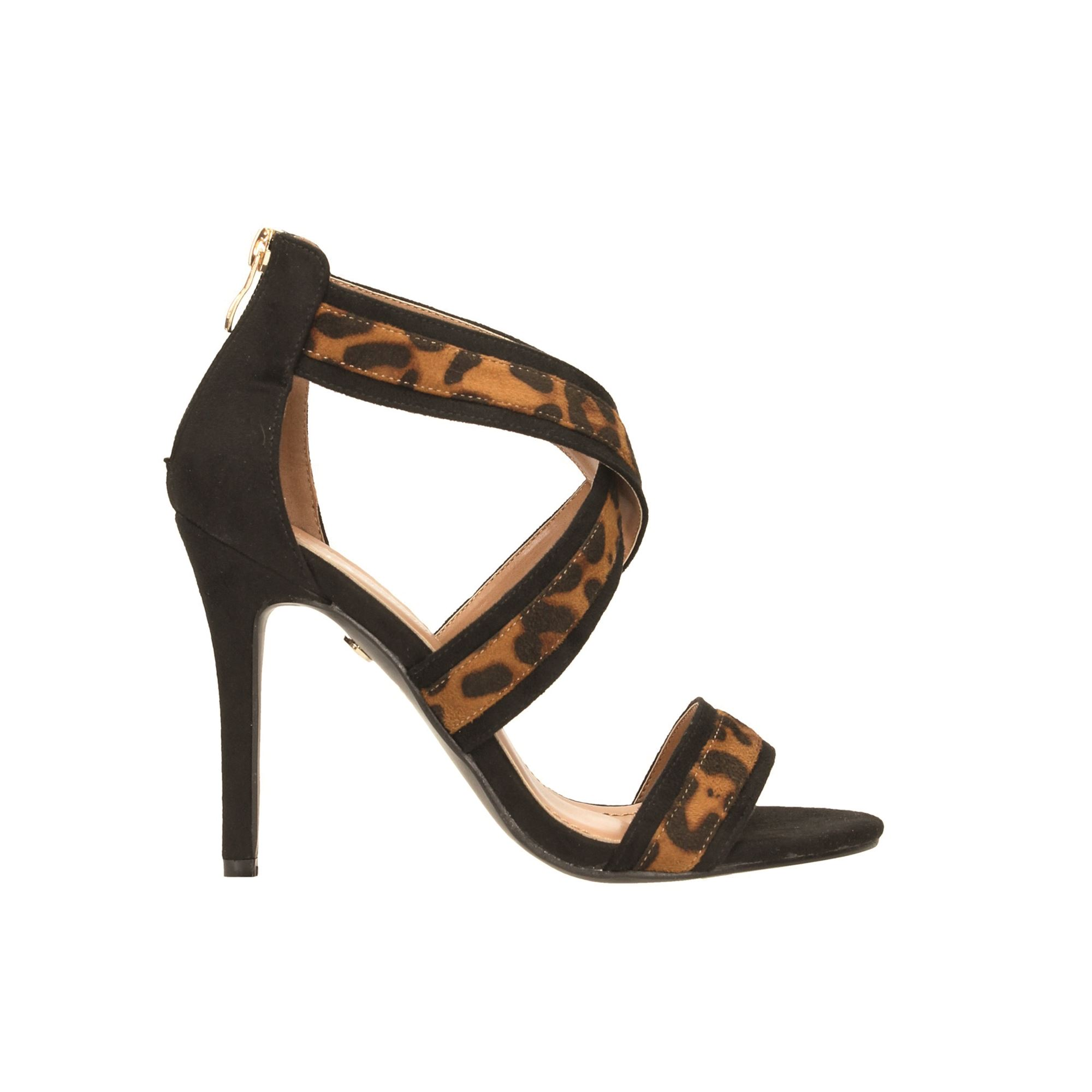 Tata Italia Shoes Woman Sandali Leopard 2275-8