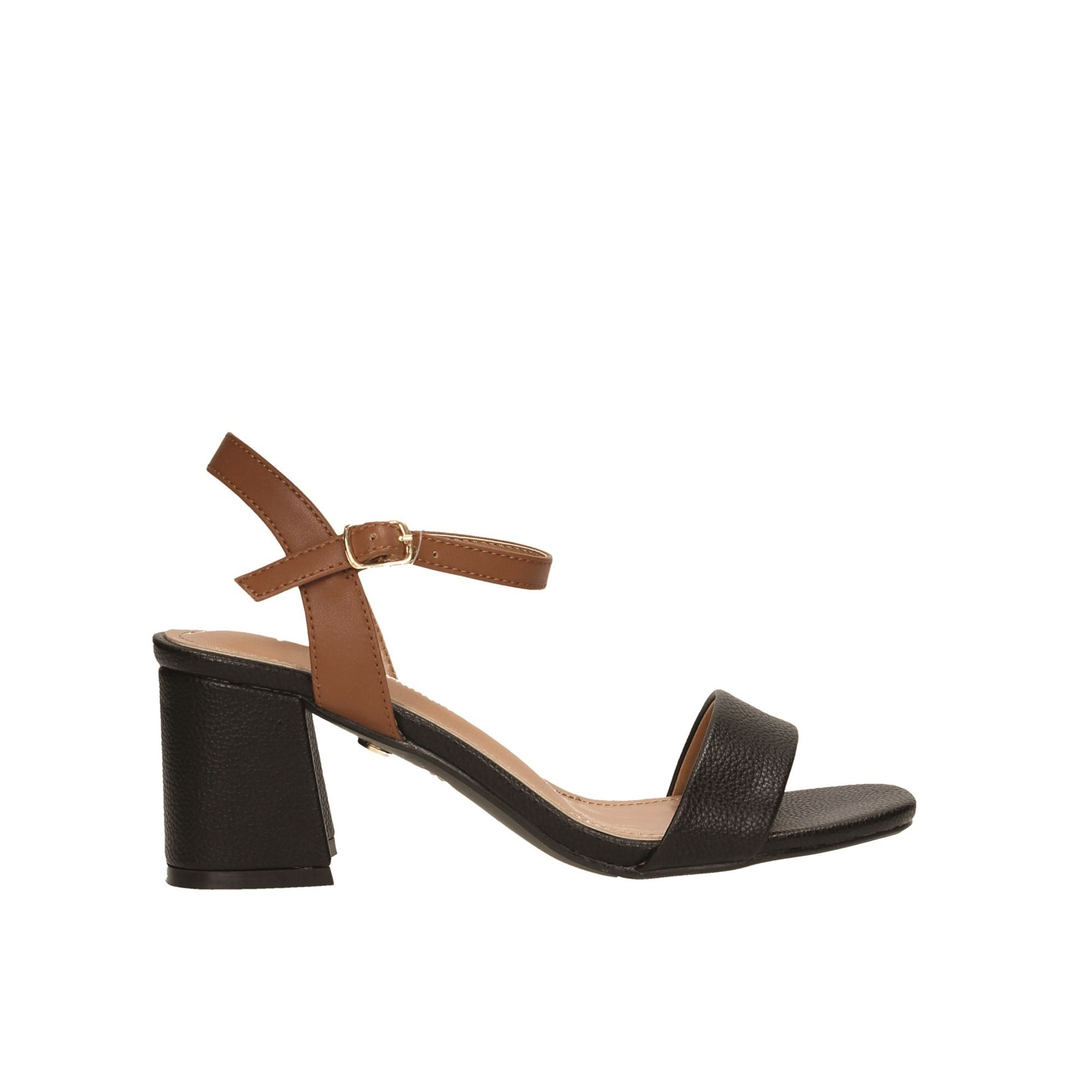 Tata Italia Shoes Woman Sandali Black 2692