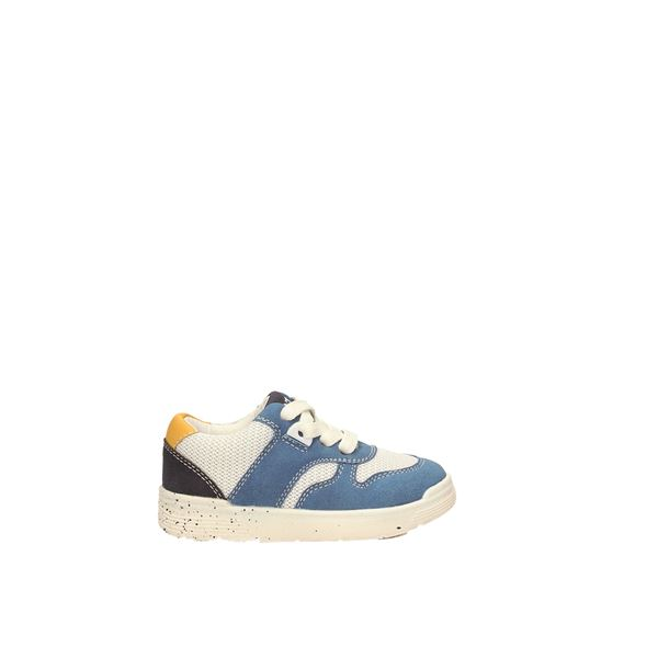 233-018 Sneakers White/blue