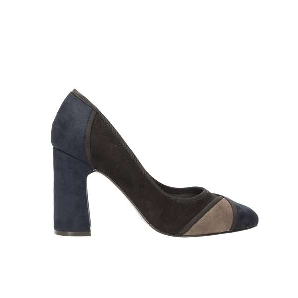 Tata Italia Shoes Woman Décolleté Dk Blue C335D-1