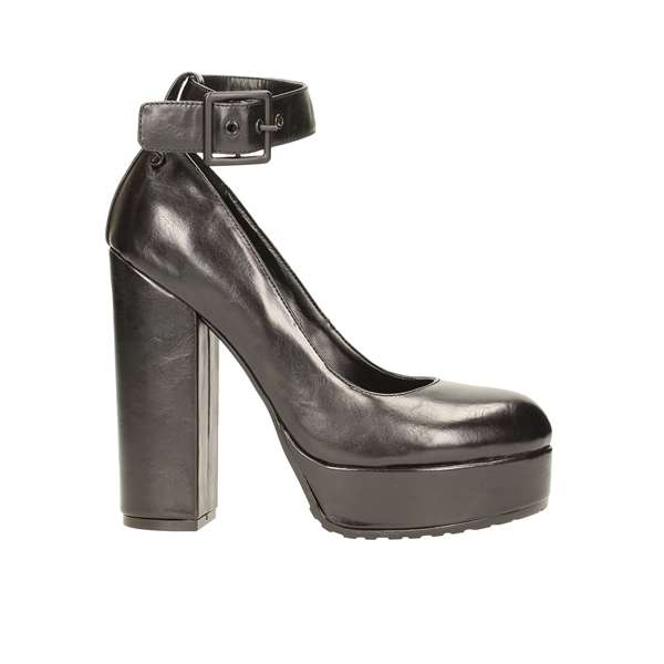 Tata Italia Shoes Woman Décolleté Black S21735-E03-P