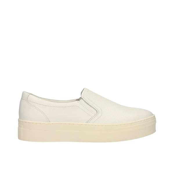 Tata Italia Shoes Woman Slip On White WS-204R05