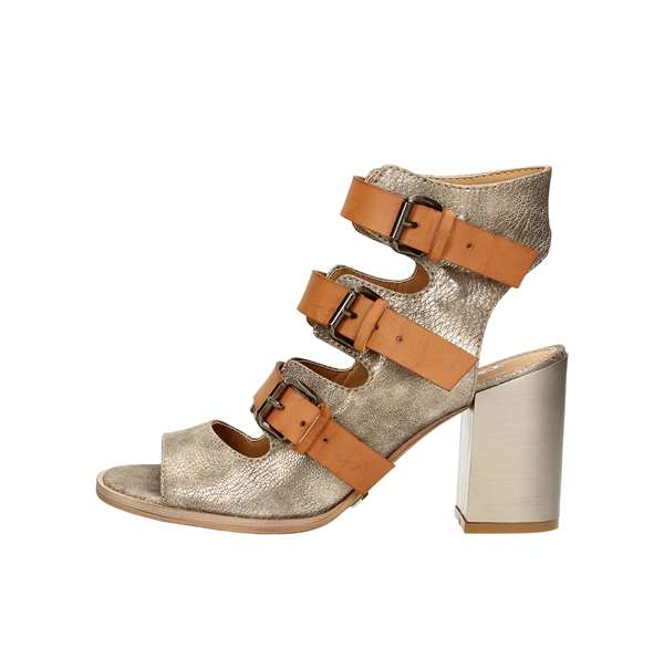 Tata Italia Shoes Woman Sandali Taupe SH546A-7