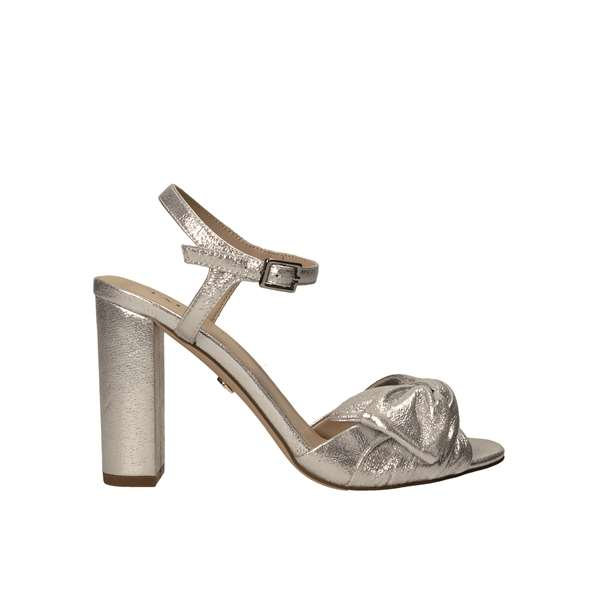 Tata Italia Shoes Woman Sandali Silver WS3096