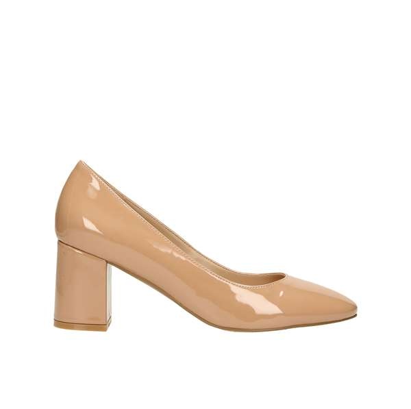 Tata Italia Shoes Woman Décolleté Nude 9499A-1