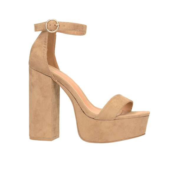 Tata Italia Shoes Woman Sandali Nude 9415L-11
