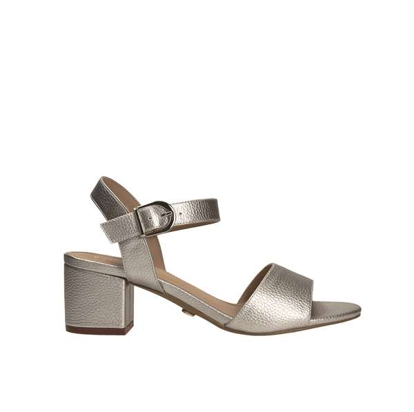 Tata Italia Shoes Woman Sandali Silver 9146L-25