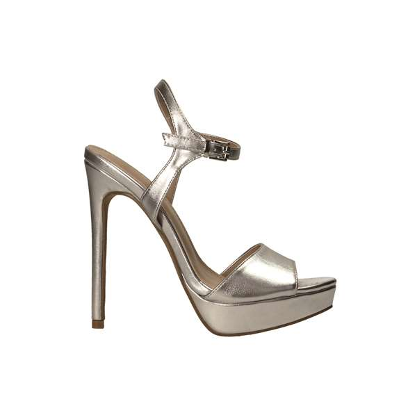 Tata Italia Shoes Woman Sandali Silver 9318L-5A