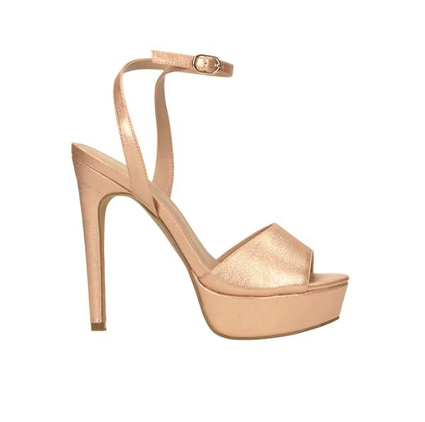 Tata Italia Shoes Woman Sandali Rose/gold 9329L-19