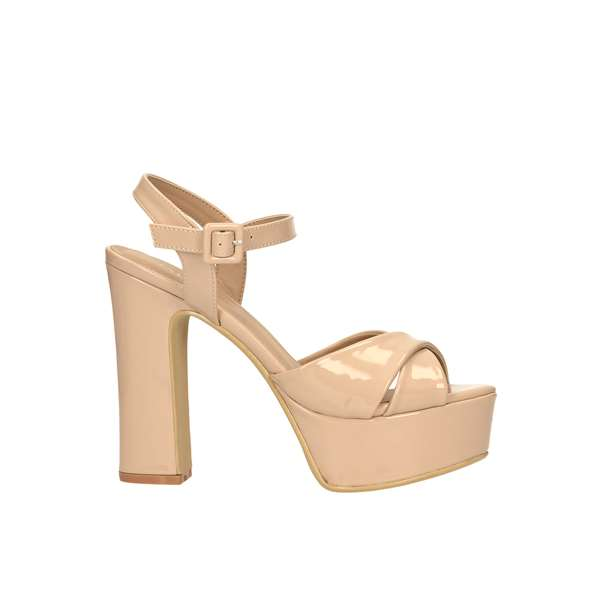 Tata Italia Shoes Woman Sandali Nude BF5563-1