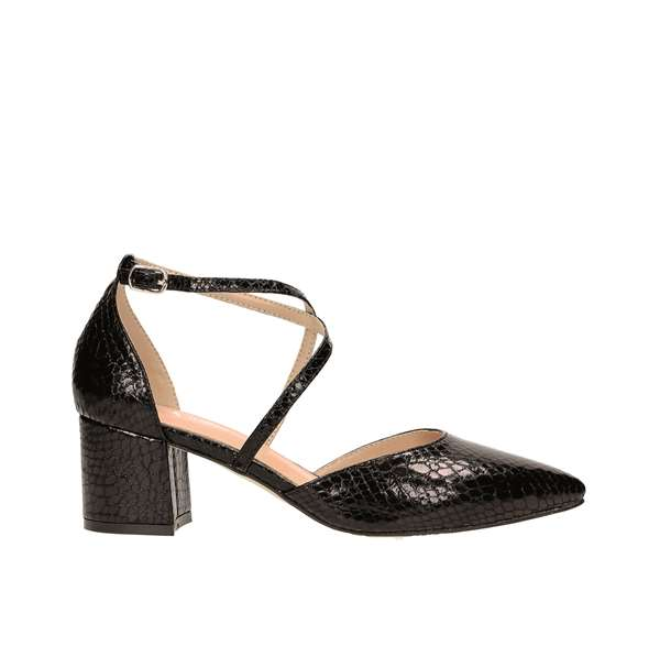 Tata Italia Shoes Woman Décolleté Black DS702-5