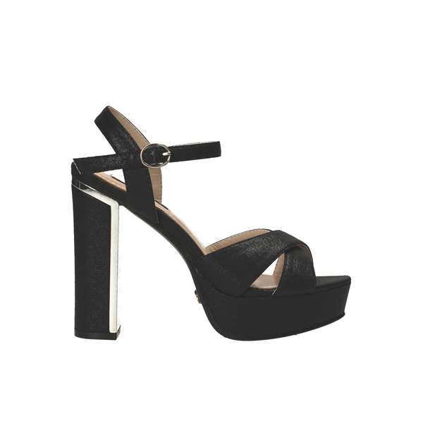 Tata Italia Shoes Woman Sandali Black 1009