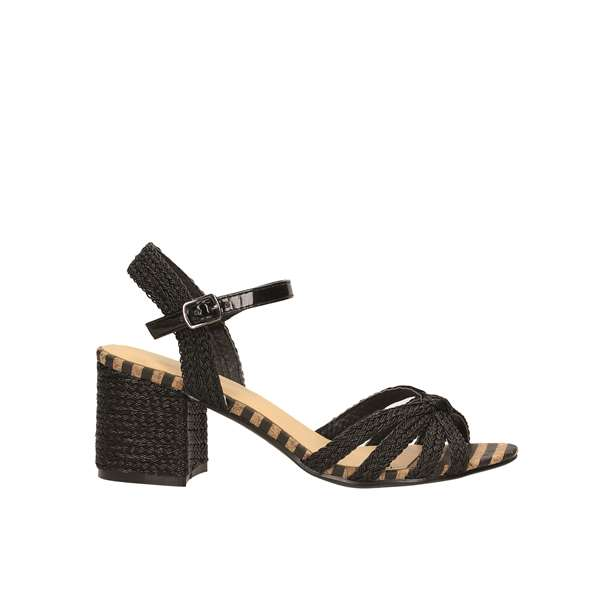 Tata Italia Shoes Woman Sandali Black 4546