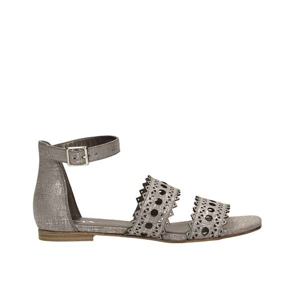 Tata Italia Shoes Woman Sandali Silver 15SQS11