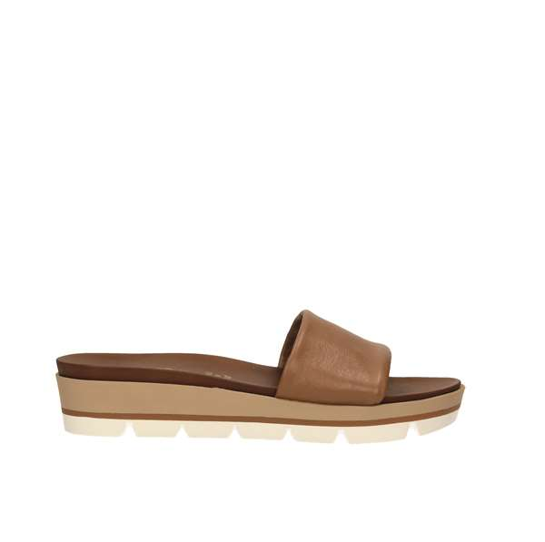 Tata Italia Shoes Woman Sandali Brown 205