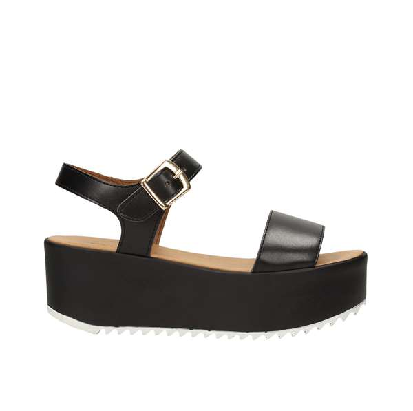 Tata Italia Shoes Woman Sandali Black 433-06