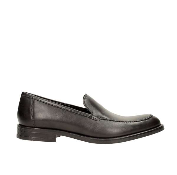 Tata Italia Shoes Man Mocassini Black 8-05-24/I18