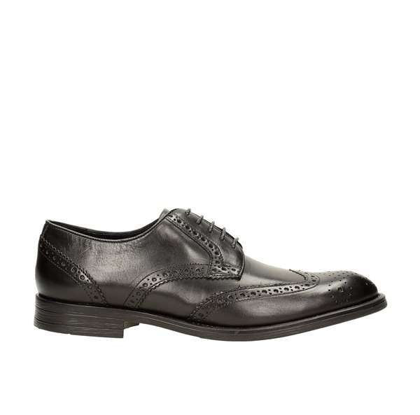 Tata Italia Shoes Man Derby Black 8-05-07