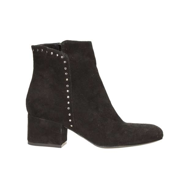 Tata Italia Shoes Woman Stivaletti Black 1207