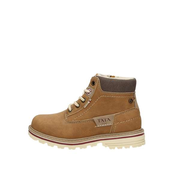 Tata Italia Shoes Junior Stivaletti Camel 708132-K