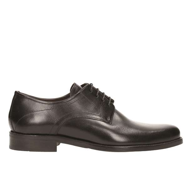 Tata Italia Shoes Man Derby Black 66012