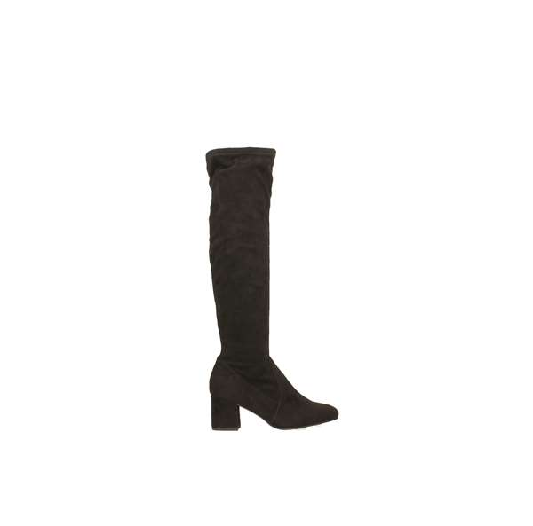 Tata Italia Shoes Woman Stivali Black 65SQT15