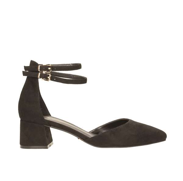 Tata Italia Shoes Woman Décolleté Black 9435A-15