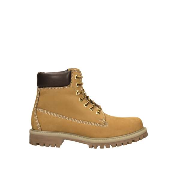 Tata Italia Shoes Man Stivaletti Yellow 4509