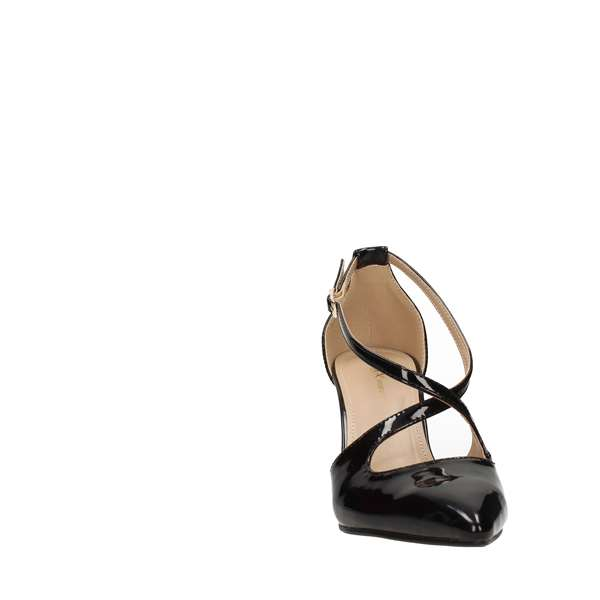 Tata Italia Shoes Woman Décolleté Black 9556A-12