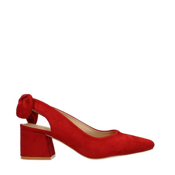 Tata Italia Shoes Woman Décolleté Red O1850