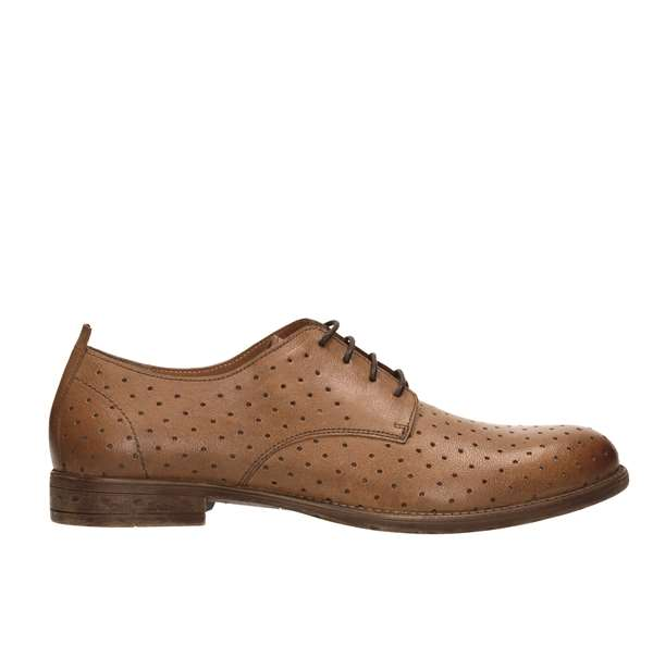 Tata Italia Shoes Man Derby Brown 18-16-02-P