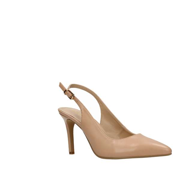 Tata Italia Shoes Woman Décolleté Nude 9556A-10