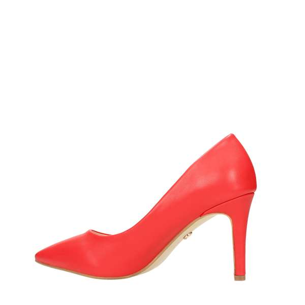 Tata Italia Shoes Woman Décolleté Red 5661-1