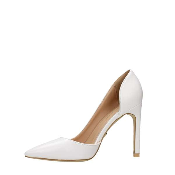Tata Italia Shoes Woman Décolleté White 889-2