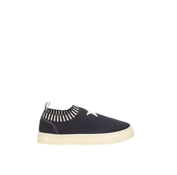 Tata Italia Shoes Junior Slip On Navy GC010A-150
