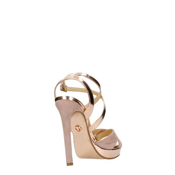 Tata Italia Shoes Woman Sandali Nude WS5226